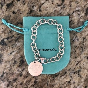 Tiffany & Co Return to Tiffany's charm bracelet